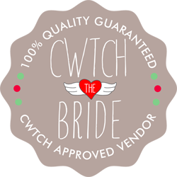 cwtch the bride Vendor logo