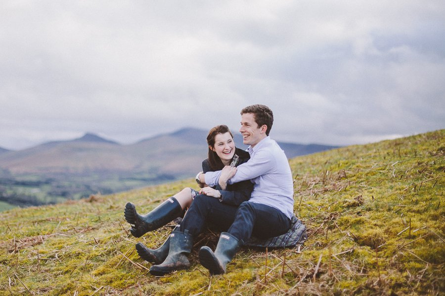 Angharad Gareth Brecon Engagement Shoot 16-58-21