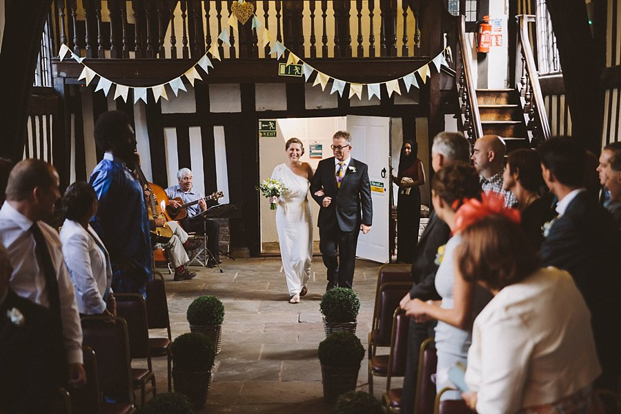 Julia Anthony alternative Wedding guildhall leicester_0051