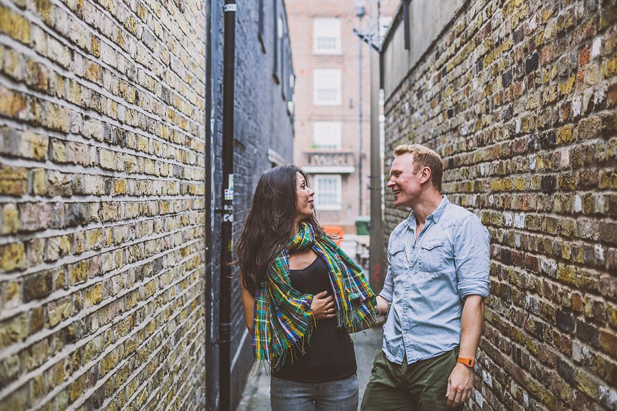 Joanna Gareth Engagement Shoot London_0002