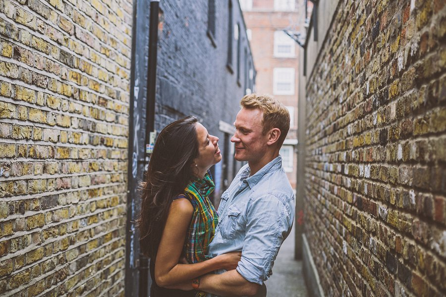 Joanna Gareth Engagement Shoot London_0004