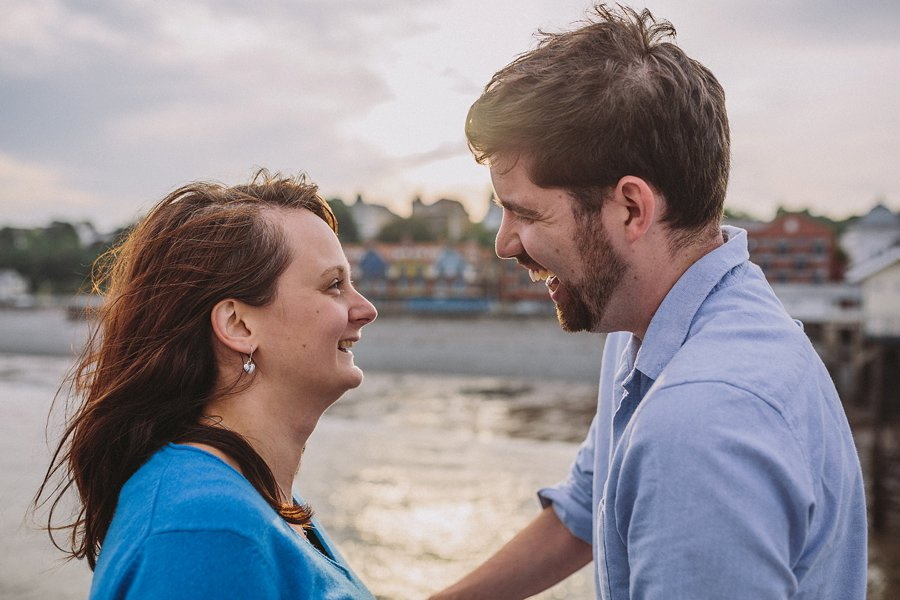 Jess Chris Penarth Engagement Shoot 18-05-13