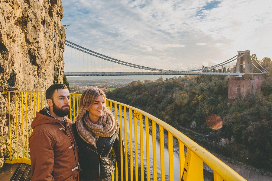 Kelly Scott Engagement Shoot Clifton Suspension Bridge Bristol 16-21-00