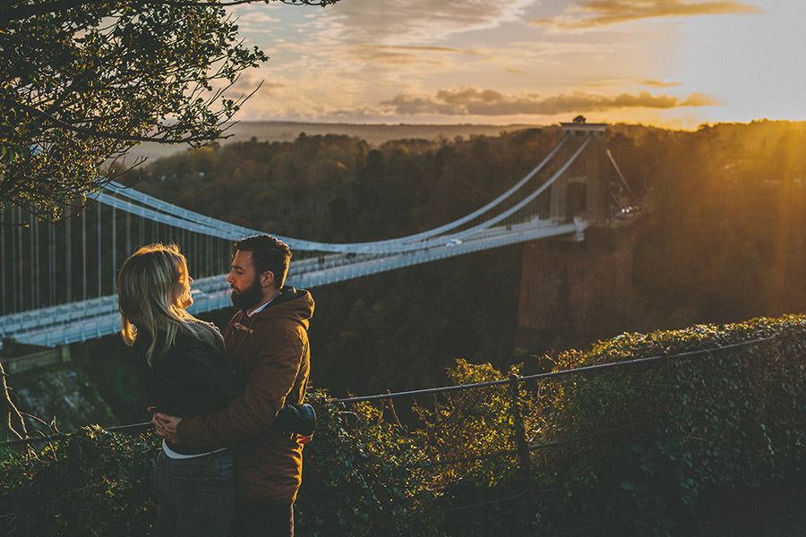 Kelly Scott Engagement Shoot Clifton Suspension Bridge Bristol 16-44-56